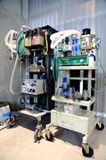 麻酔器・モニターのイメージ